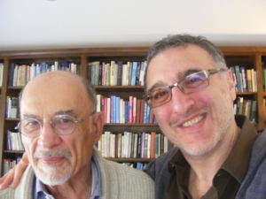 Irvin Yalom and David Woolfson